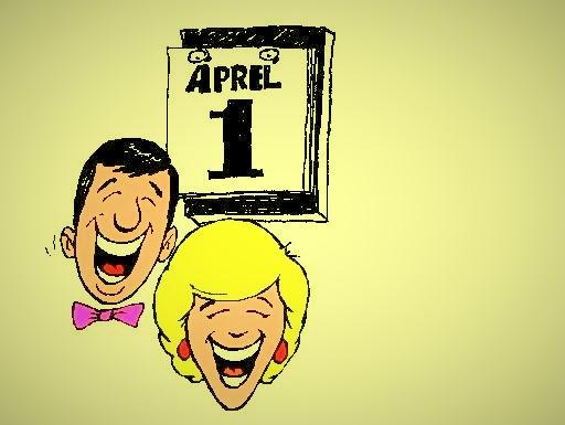 1 aprel