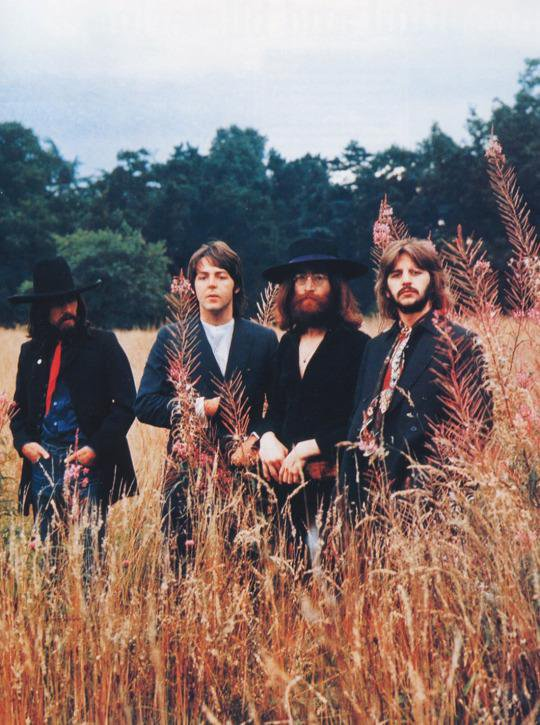 Last-photo-session-of-the-Beatles-on-August-22-1969.