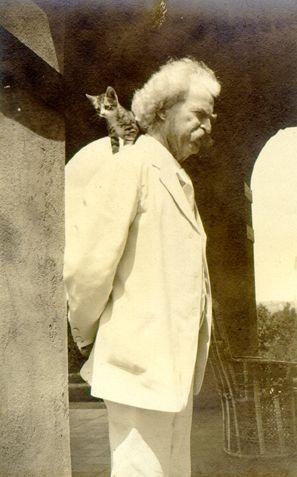 mark-twain-cat