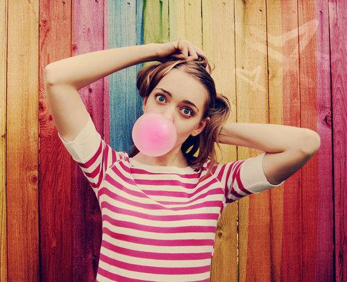 tunblr-bubblegum-girl