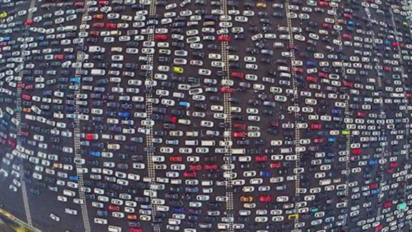 trafık